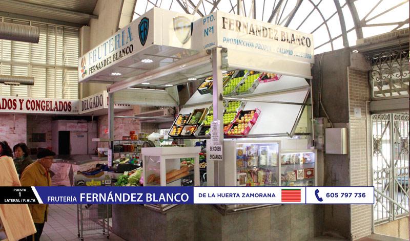 Frutería Fernández Blanco