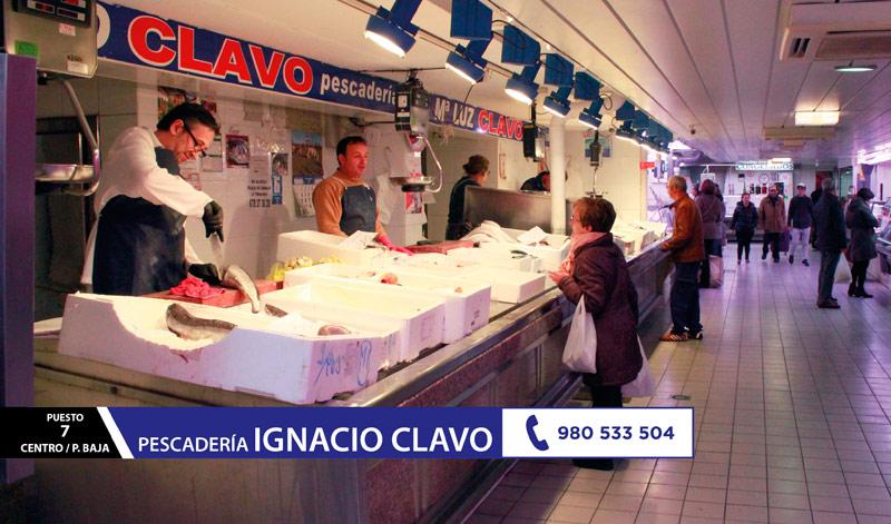 Pescadería Ignacio Clavo
