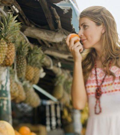 Comprar en el mercado es más sano y económico